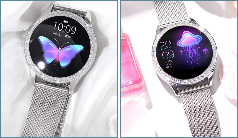 Smartwatch-KingWear-damski-zegarek-KW20-Srebrny.jpg